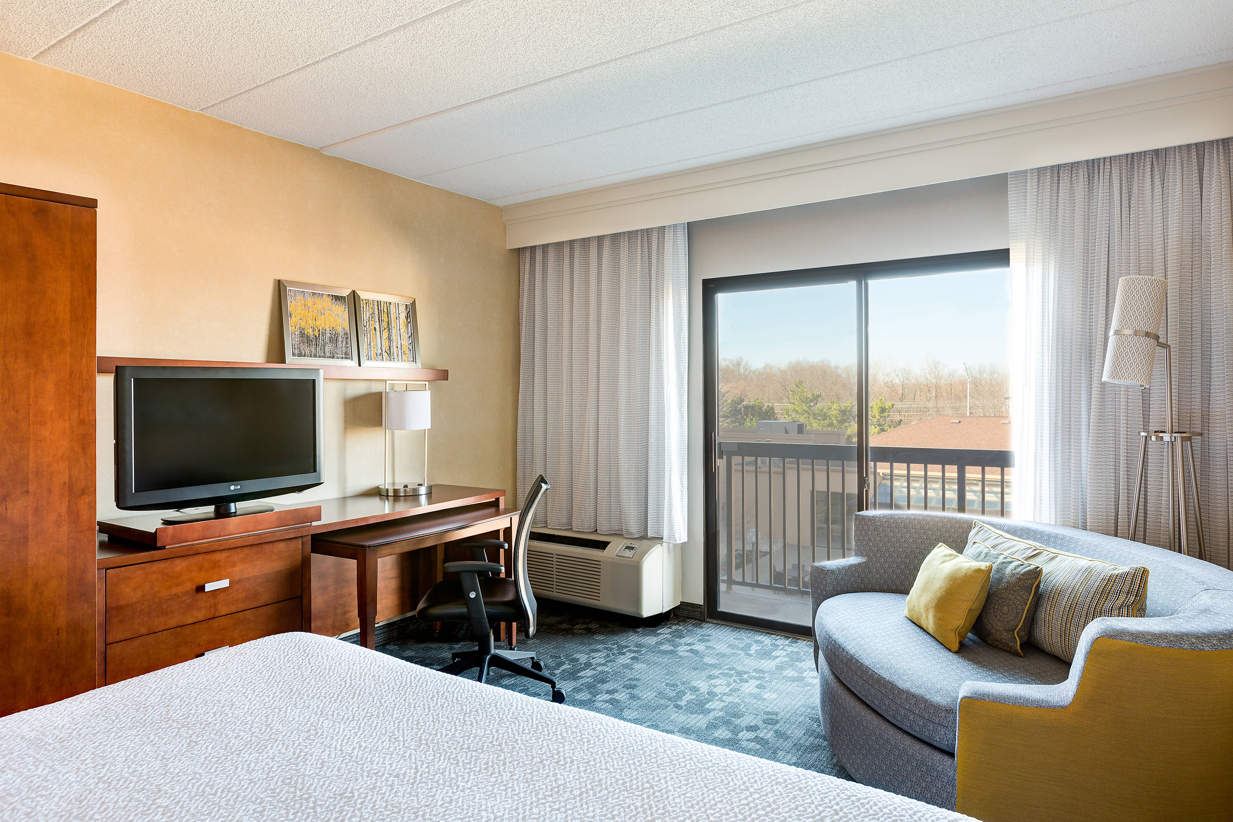 Executive King Guest Room