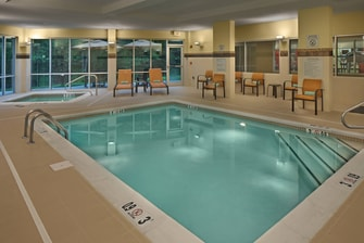 Coatesville hotel swimming pool