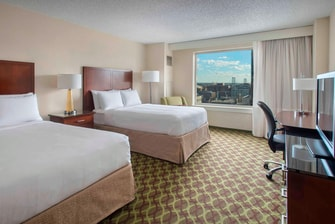 Concierge Double Guest Room