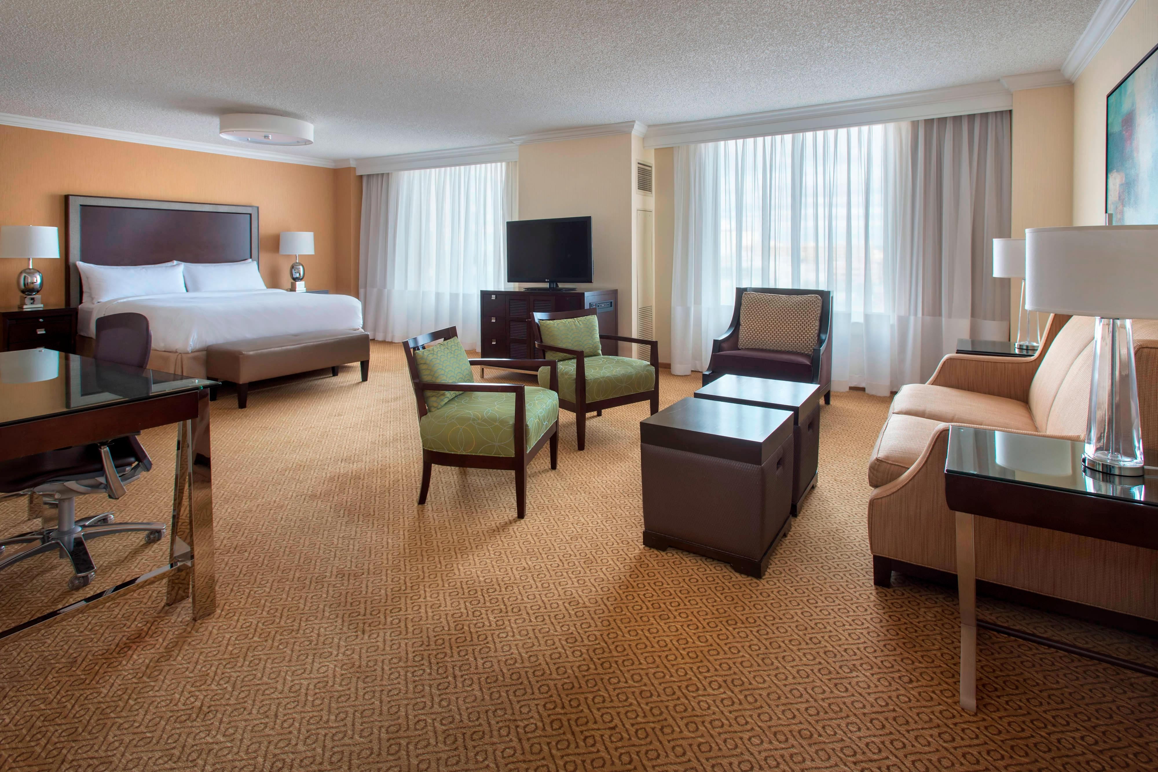 King Executive Guest Room
