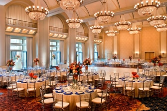 Wedding venue downtown Philadelphia