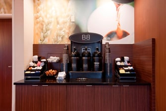 Philadelphia Pennsylvania Hotel Coffee Station