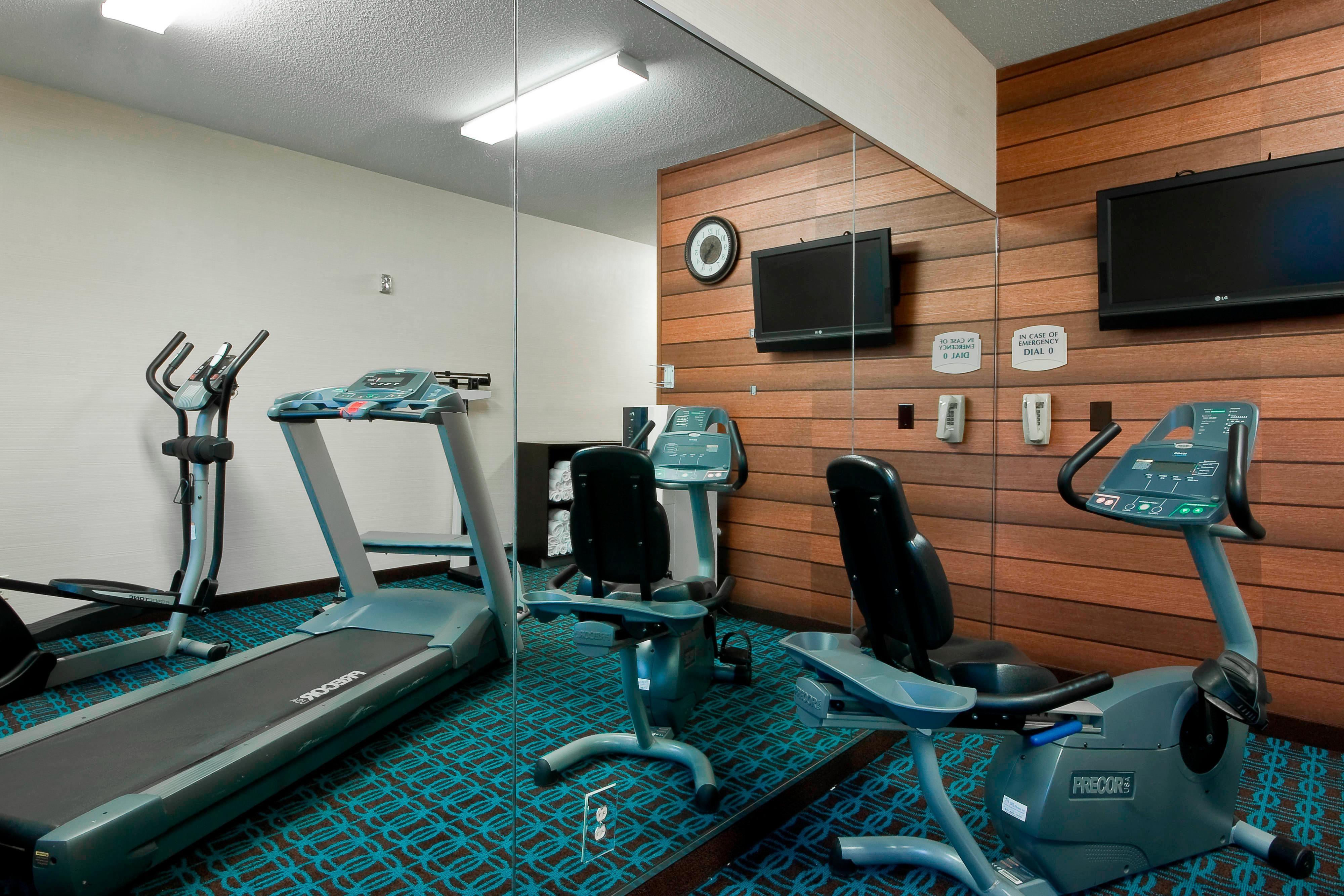 Philadelphia Pennsylvania Hotel Fitness Center