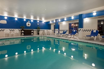 Philadelphia Pennsylvania Hotel Indoor Pool