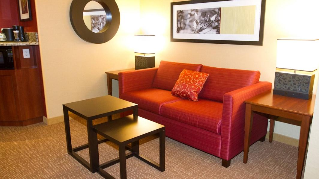 Suite del Courtyard Philadelphia Springfield