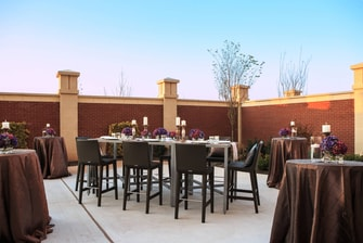 Ballroom Terrace - Outdoor Reception