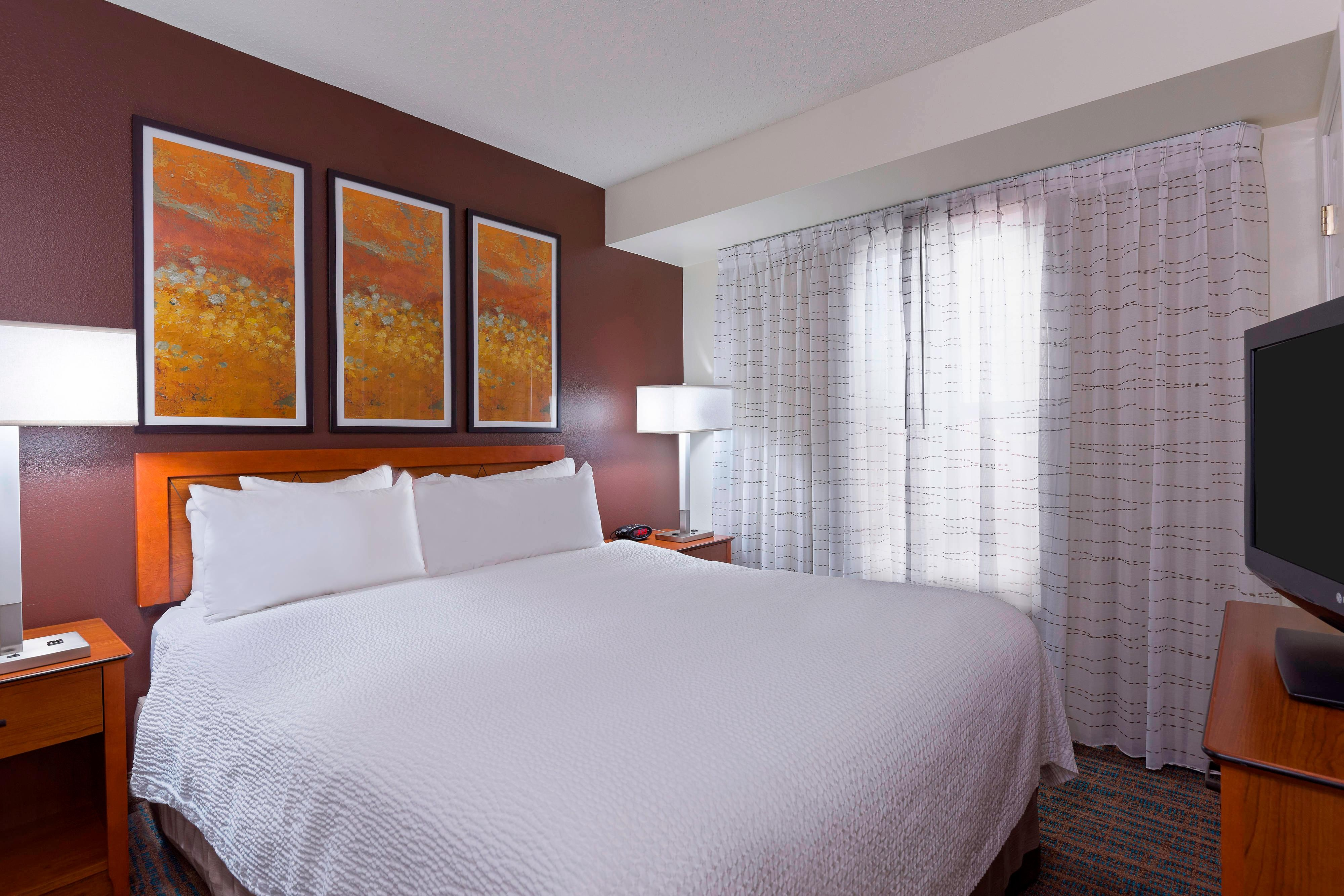 Suite mit einem Schlafzimmer – Schlafbereich