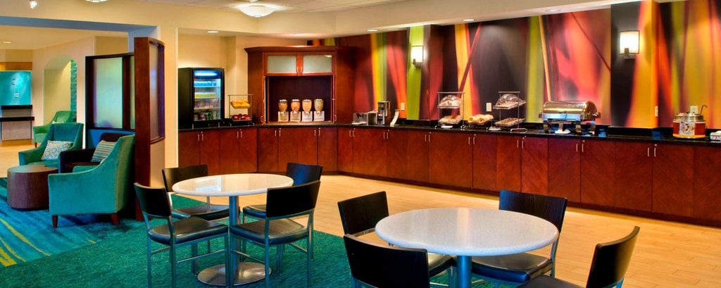 Plymouth Meeting Hotels - Breakfast Area
