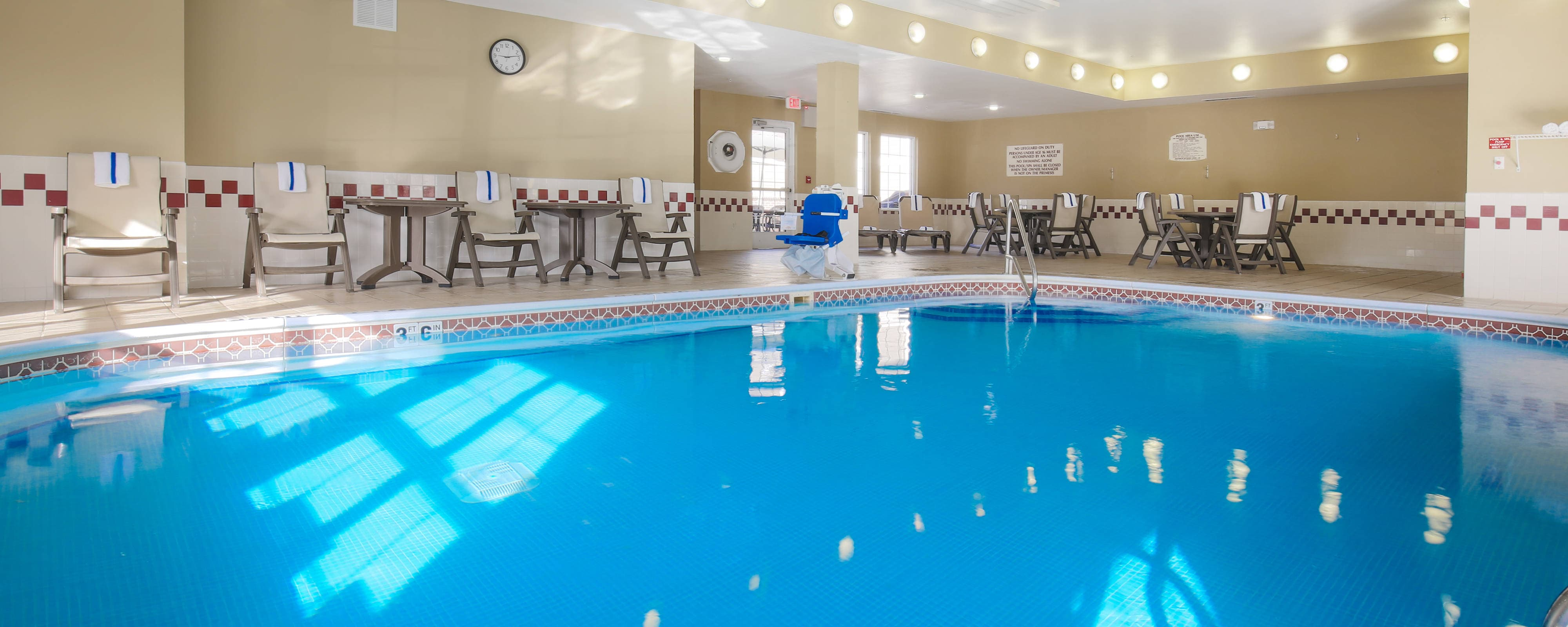 Deptford New Jersey Indoor Pool