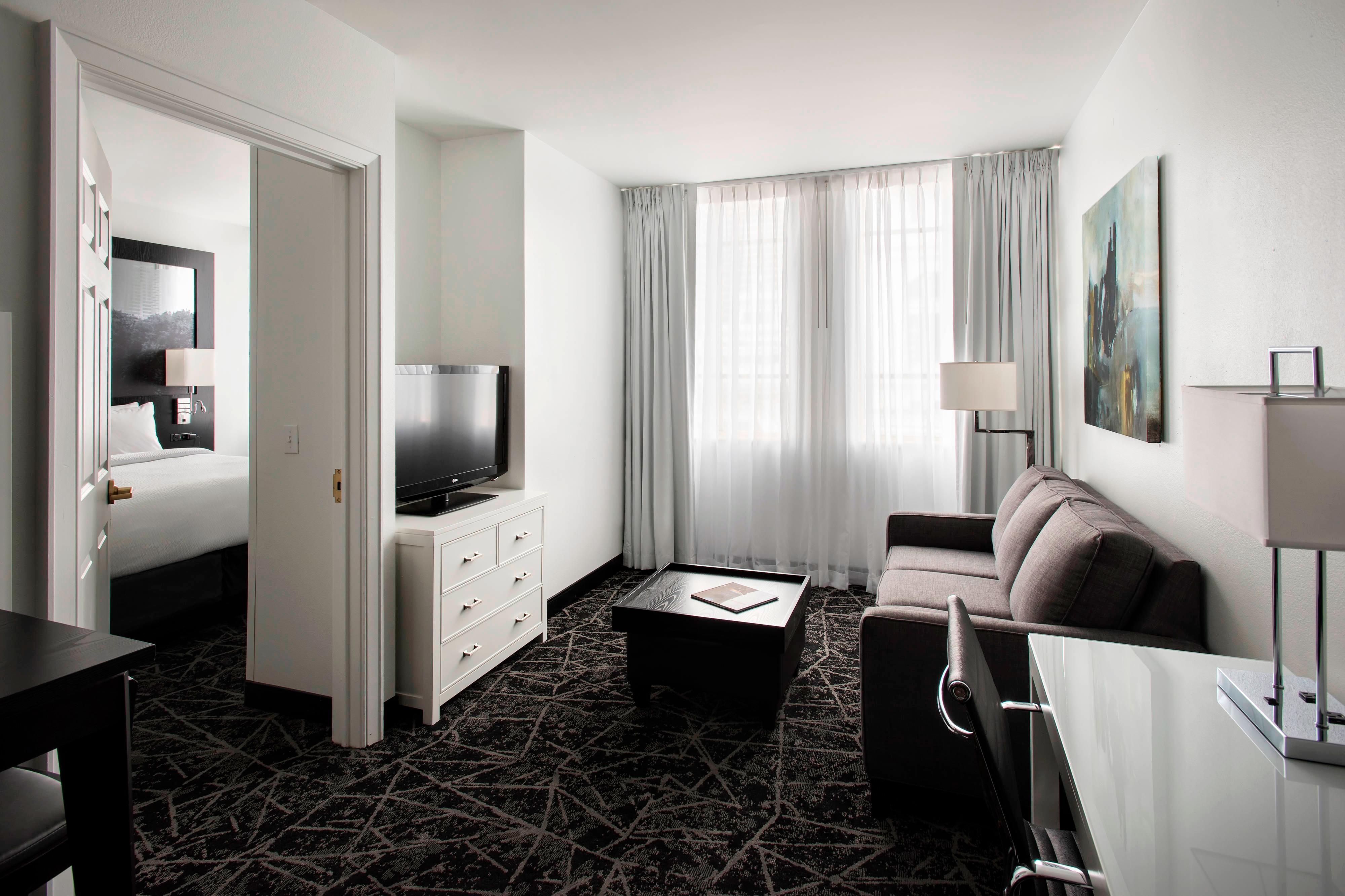 Residence Inn Philadelphia Center City: Philadelphia Extended Stay ...