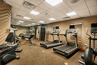 Mount Laurel Hotel Fitness Center
