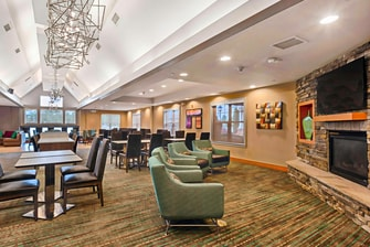 Mount Laurel NJ Hotel Lobby