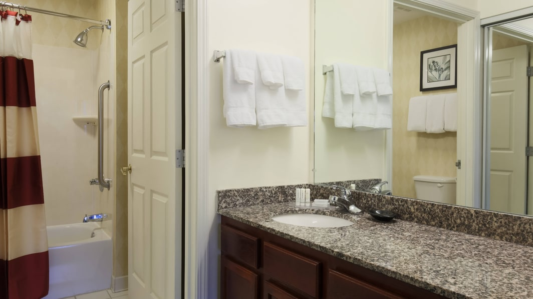 Exton Pennsylvania Guest Bathroom