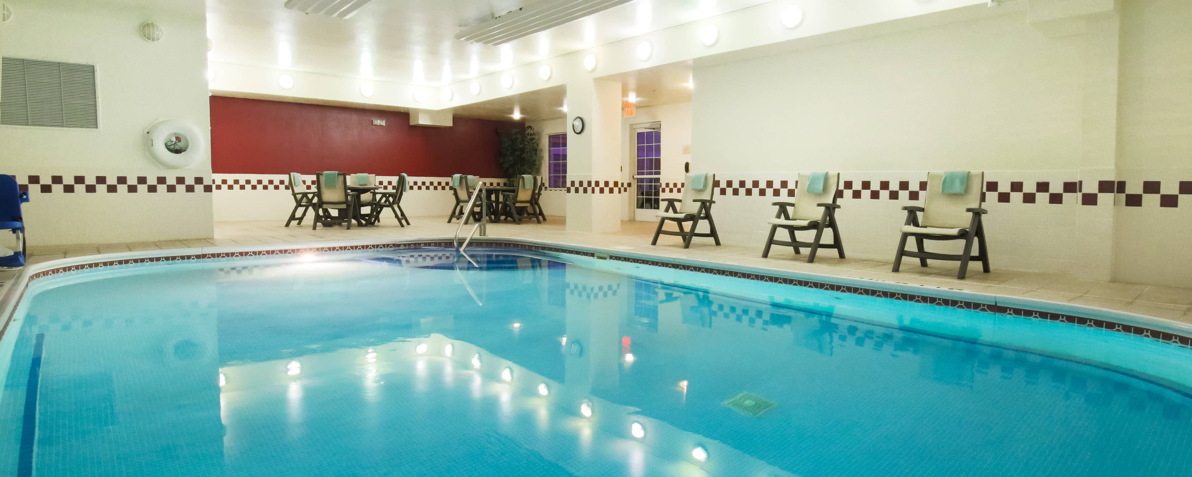 Exton Pennsylvania Hotel Indoor pool
