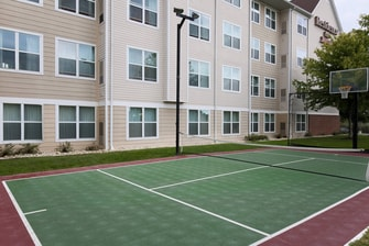 Exton Pennsylvania Outdoor Sport Court