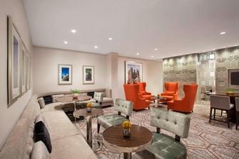 Main Lobby Lounge