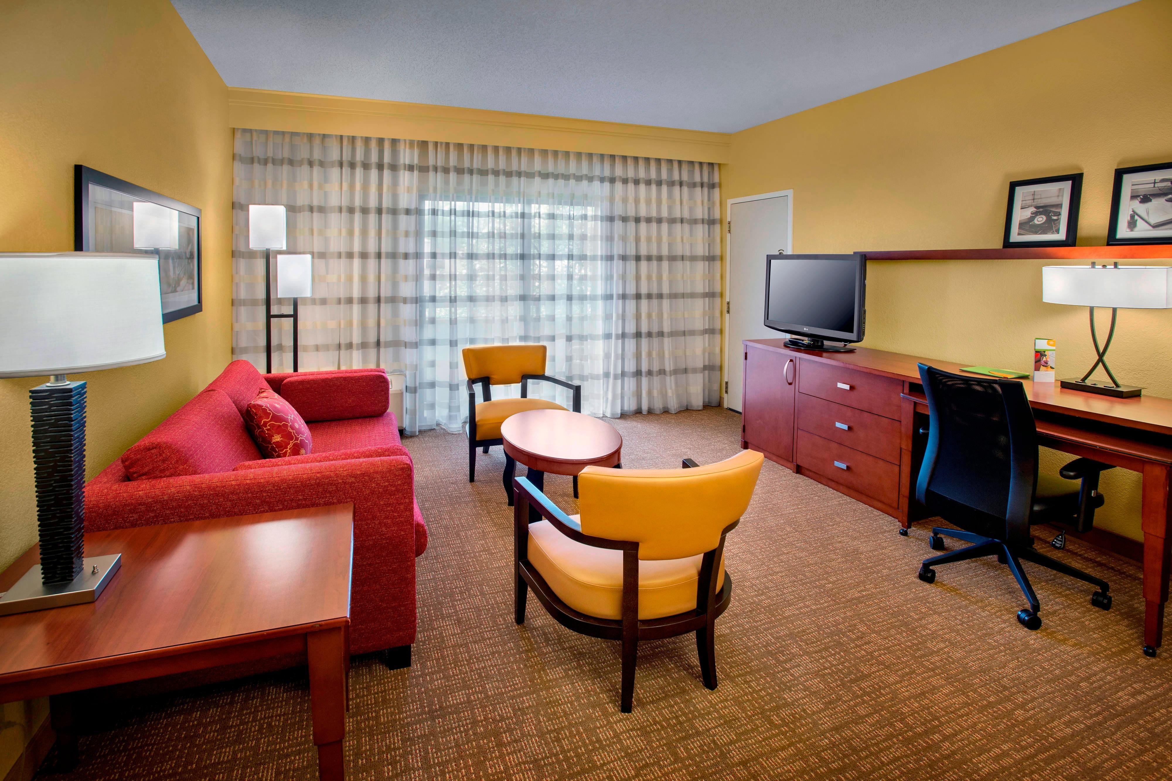 Suite mit zwei Doppelbetten