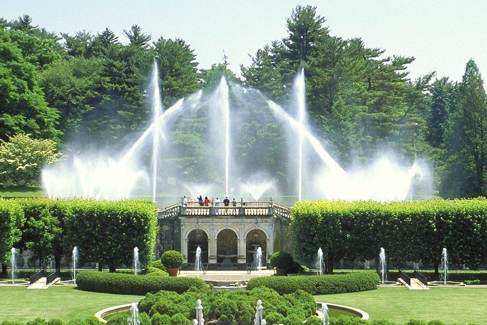 Longwood Gardens - Fountains