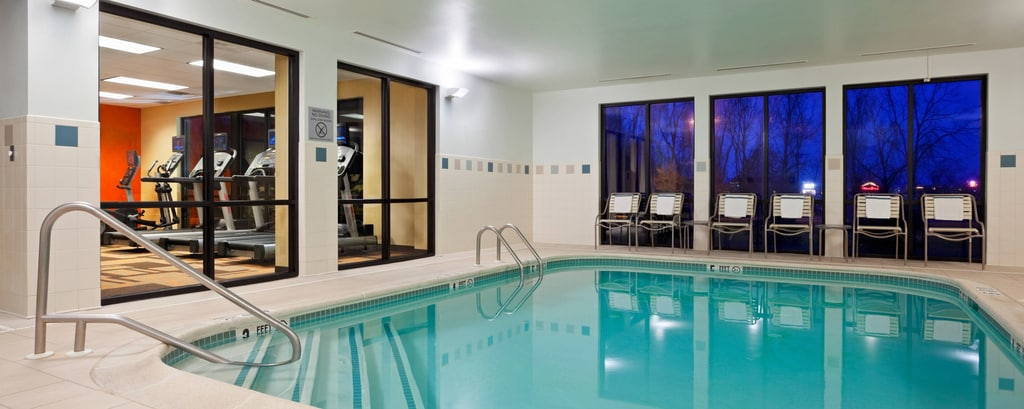 Valley Forge Hotel Pool