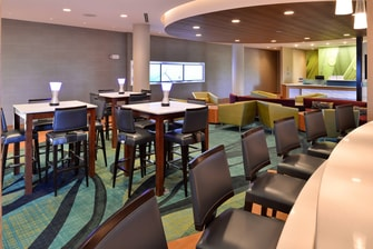 SpringHill Suites by Marriott Voorhees, NJ hotel