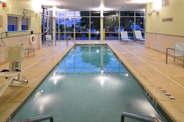 Voorhees Hotels Indoor Pool