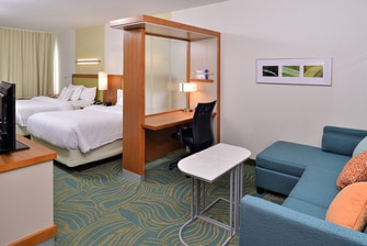 Hotel Suites in Voorhees, NJ