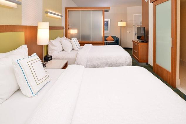 Voorhees Hotel Suites