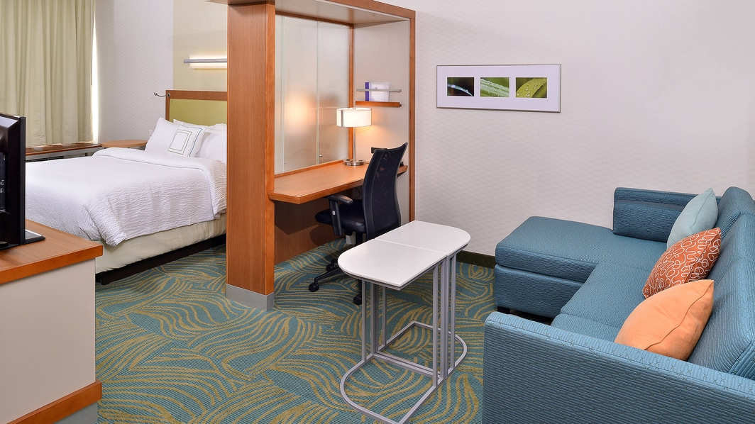 Suites d'hôtel près de Cherry Hill