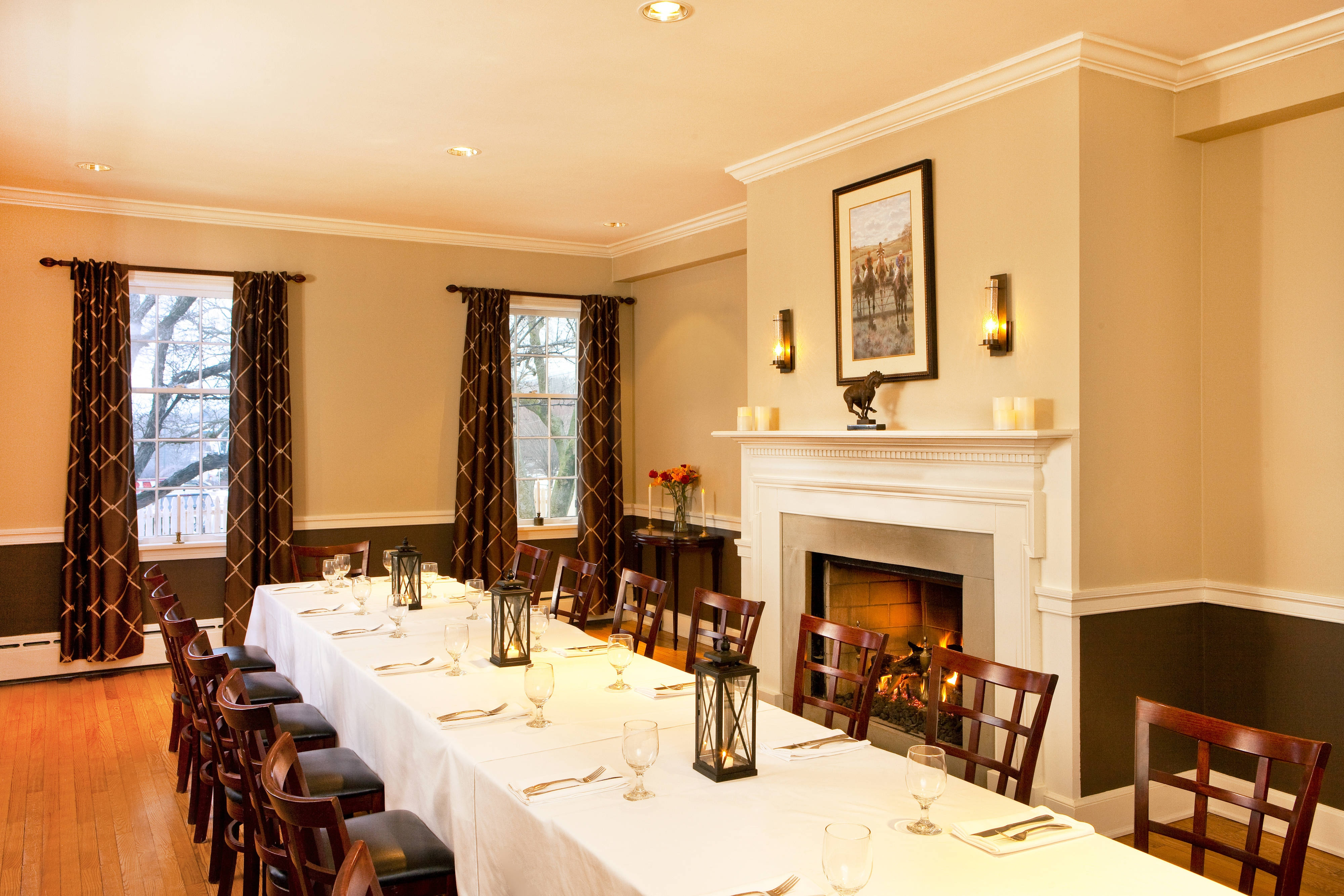 White Horse Restaurant - Private Dining Room