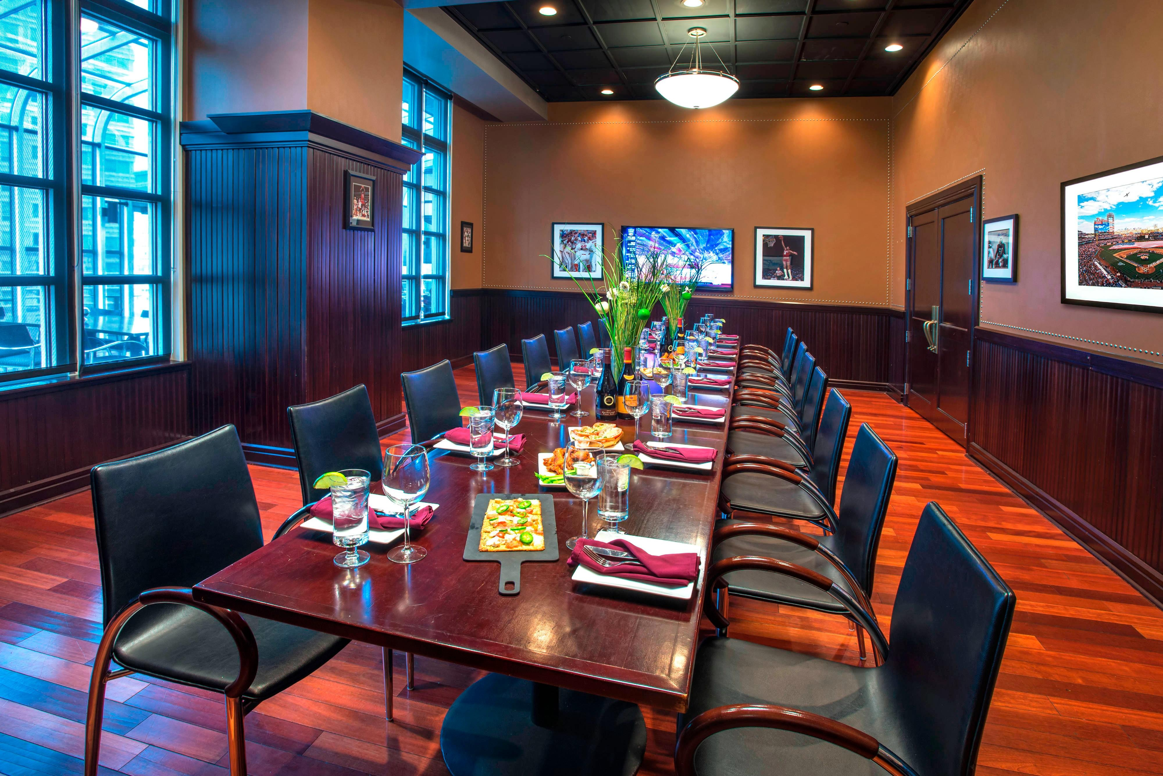 West Philadelphia private dining