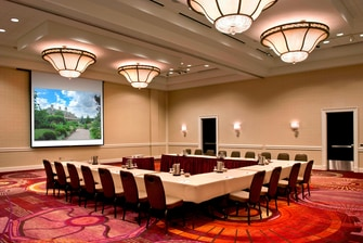 Meeting room near Villanova University
