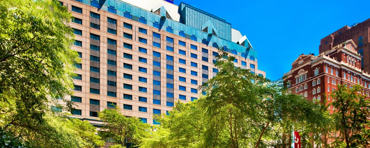 Exterior do Westin Philadelphia