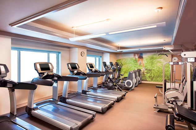 The Westin Philadelphia Fitness Center