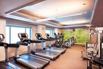 The Westin Philadelphia Fitness Center