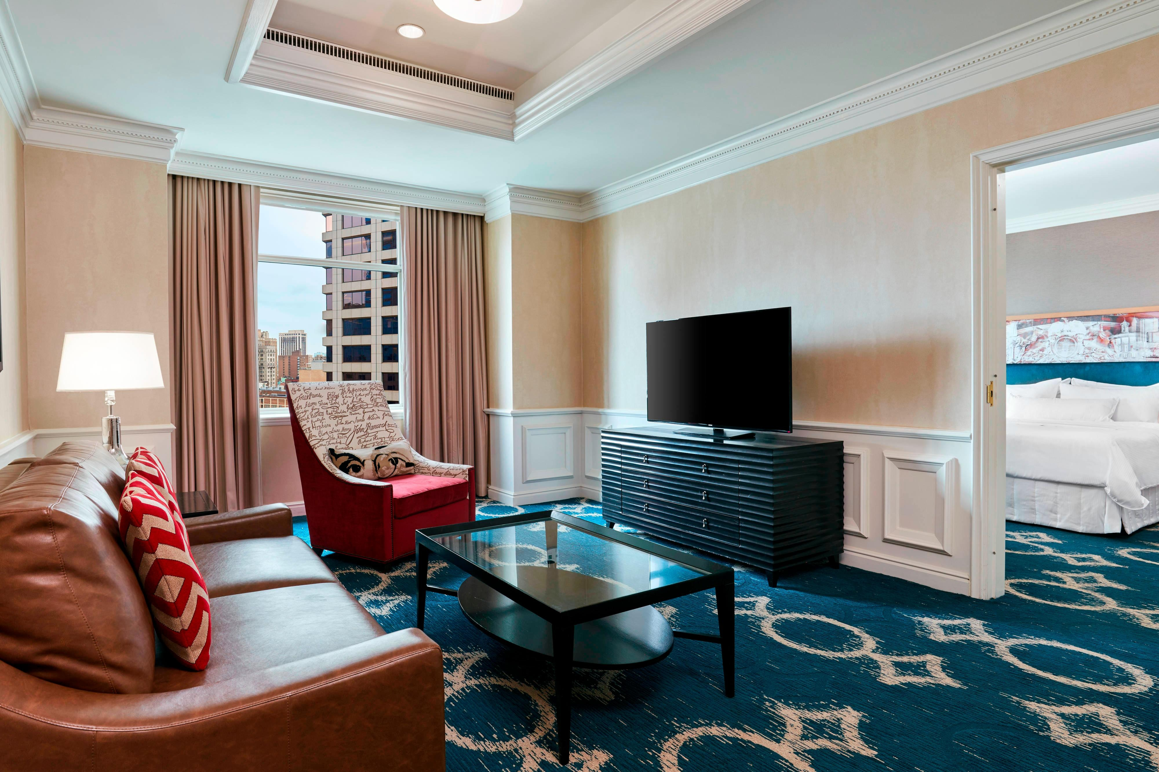 Governors Suite - Living Area