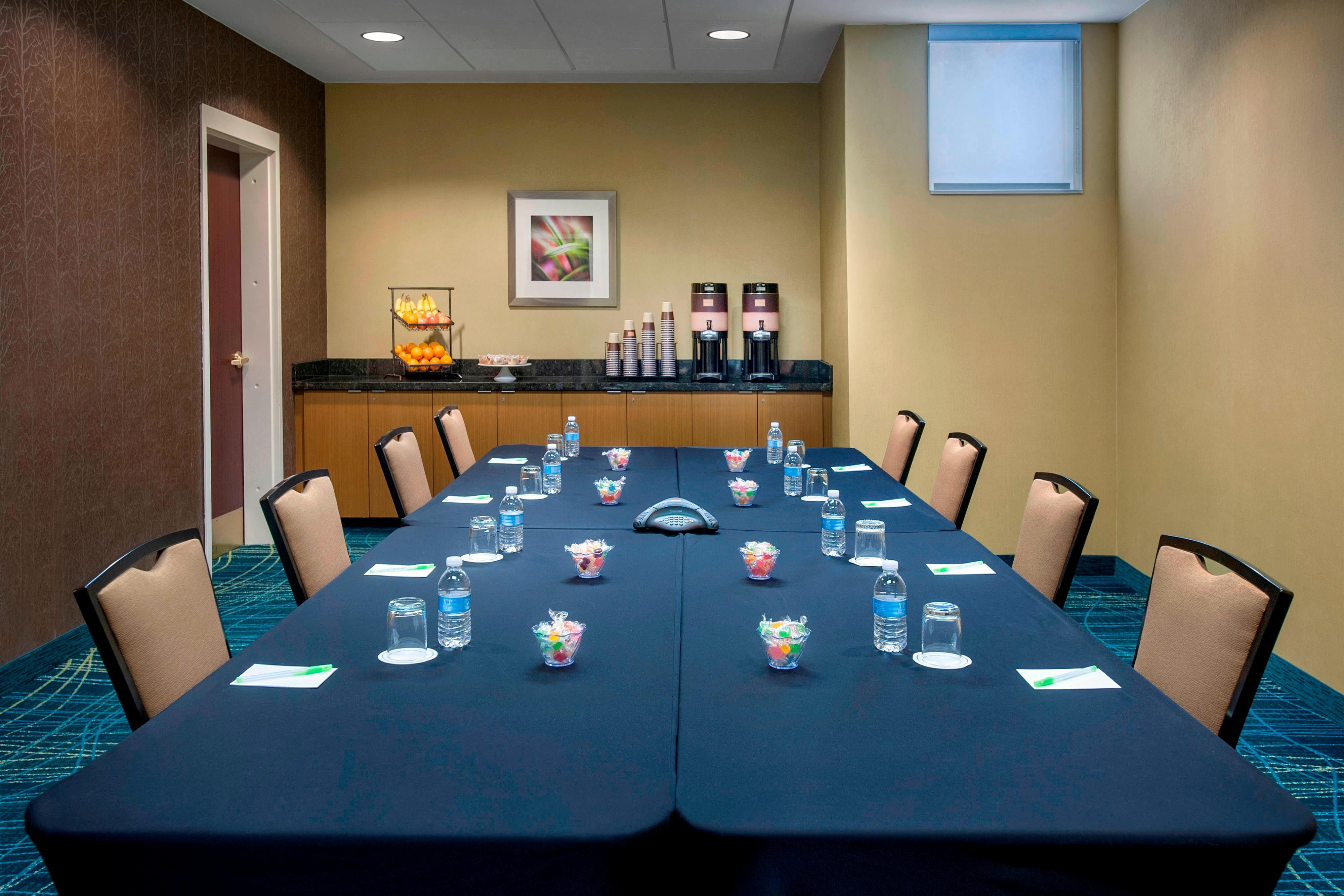 Meeting Room – Boardroom Setup