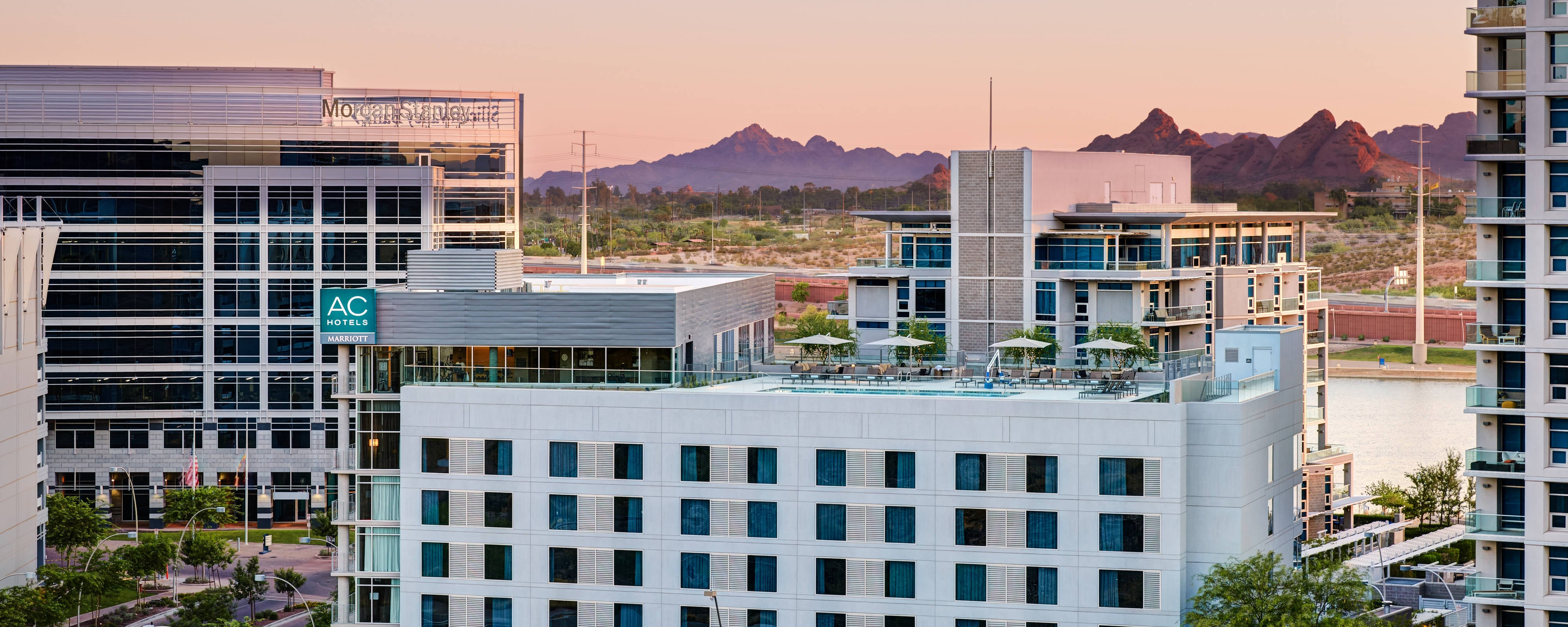 Downtown Hotels In Tempe Az Ac Hotel Phoenix Tempedowntown