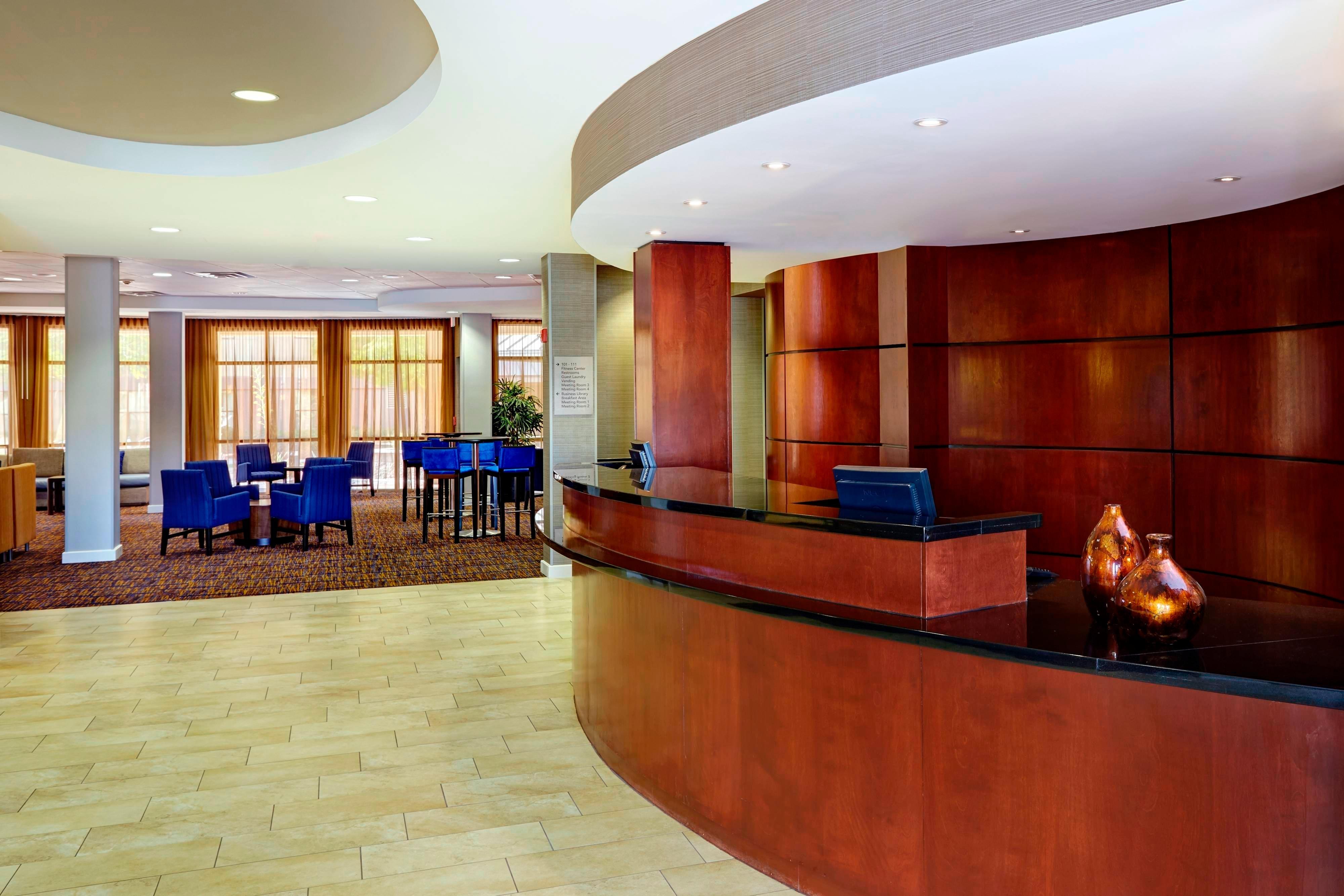 Happy Valley Hotel Lobby