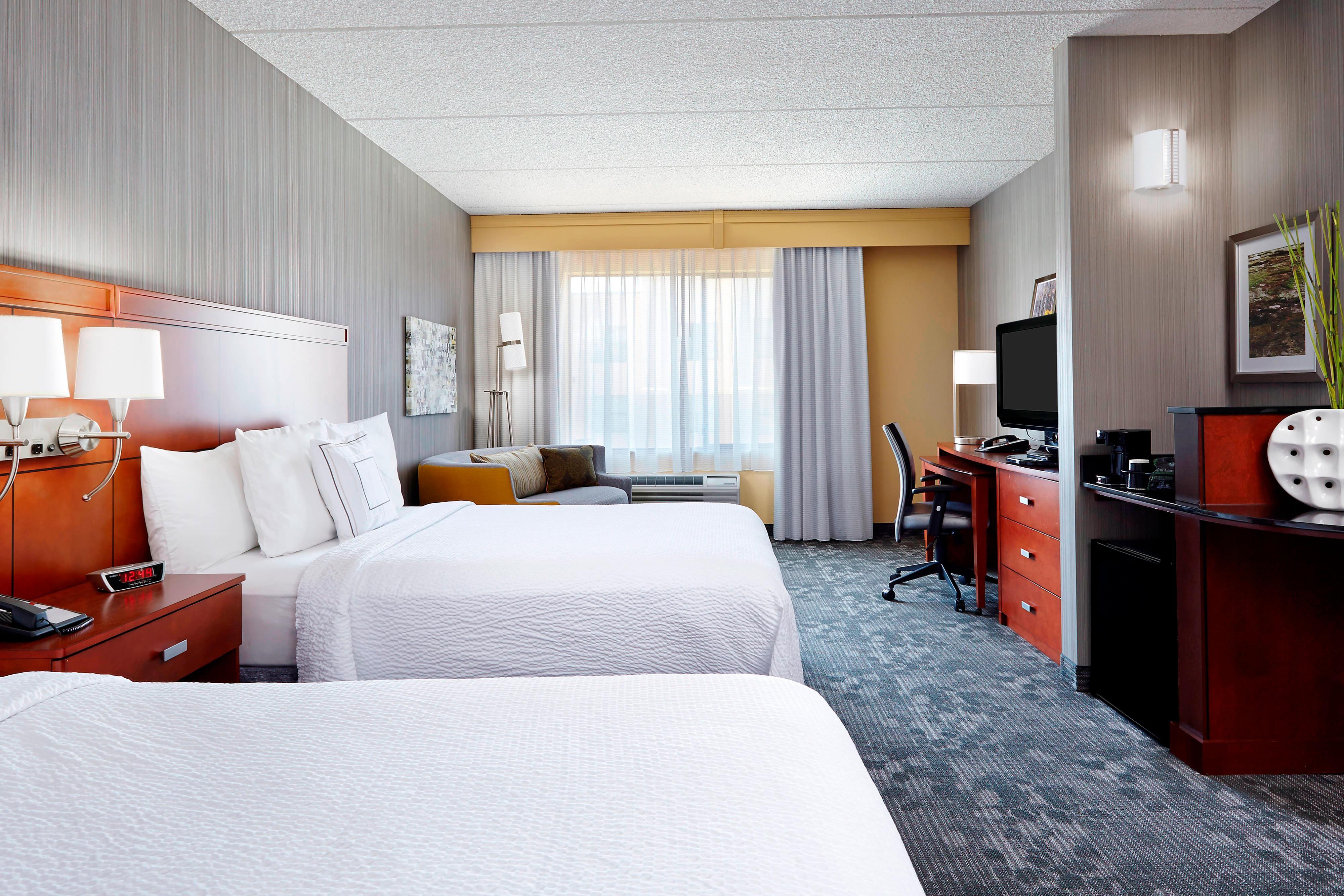 Happy Valley Hotel Room