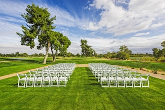 Lakeview Ballroom Ceremony Site