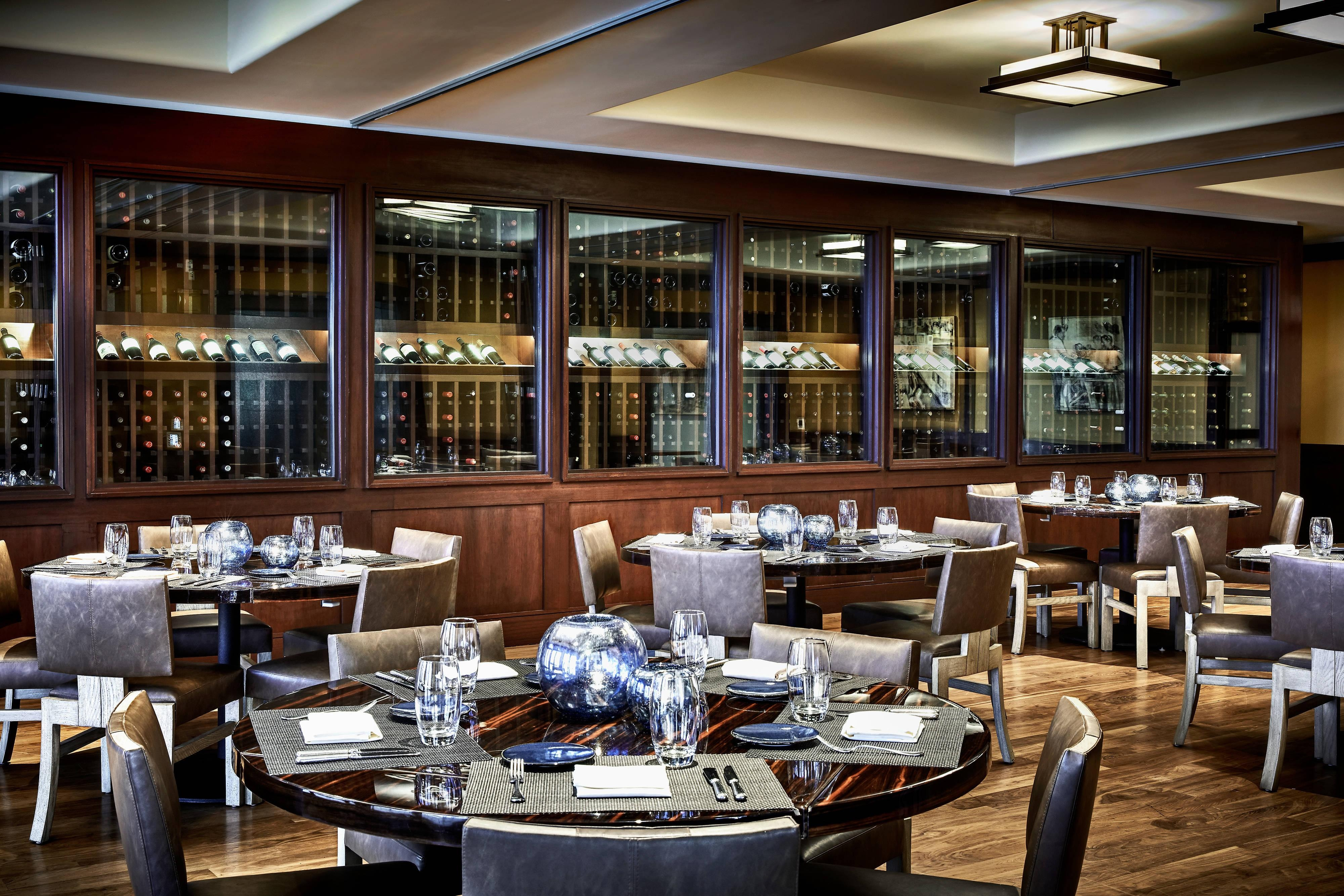 Lincoln Steakhouse & Bar - Private Dining