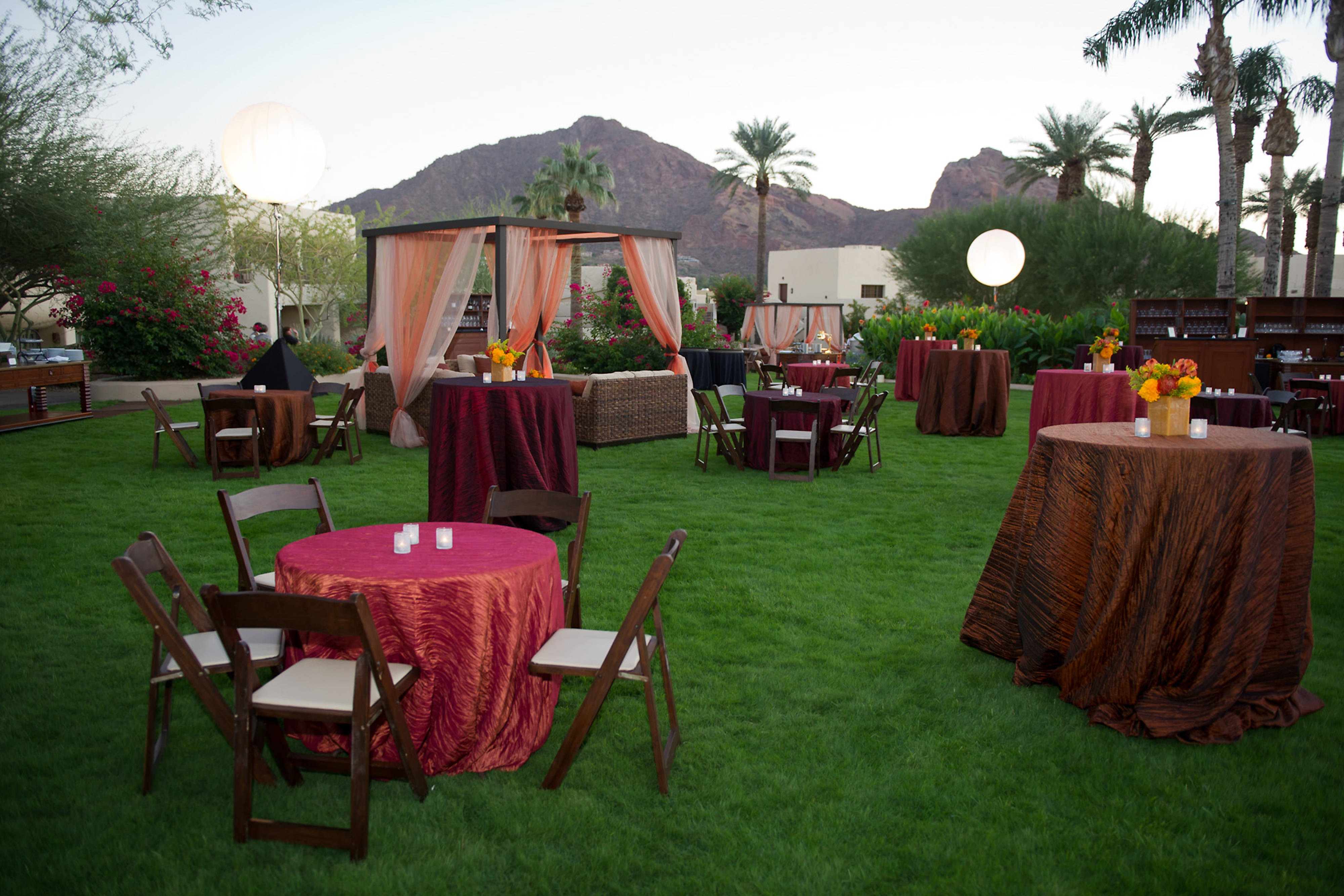 Scottsdale event location