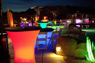 Poolside Event Venue in Scottsdale