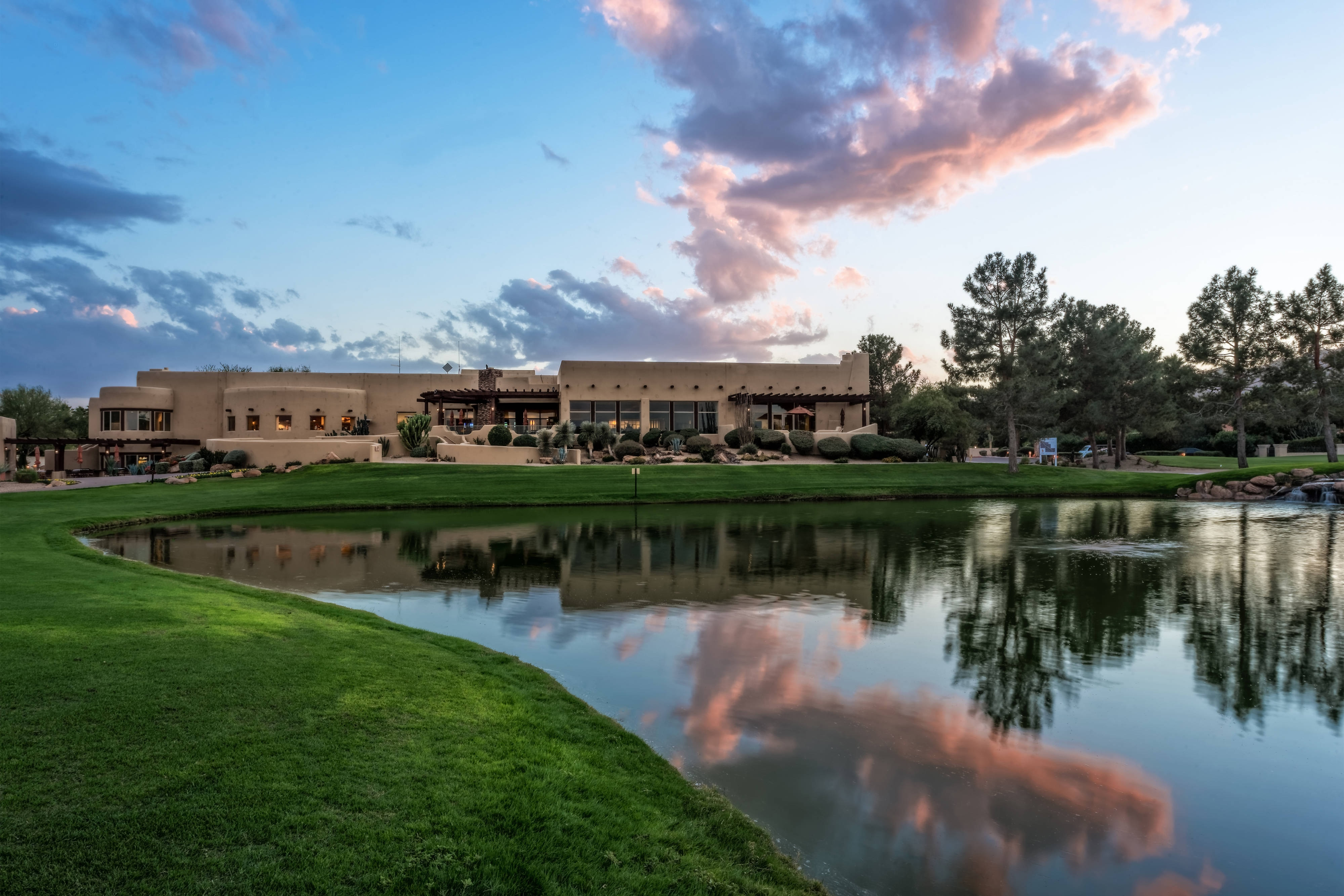 Camelback Golf Club, Club House