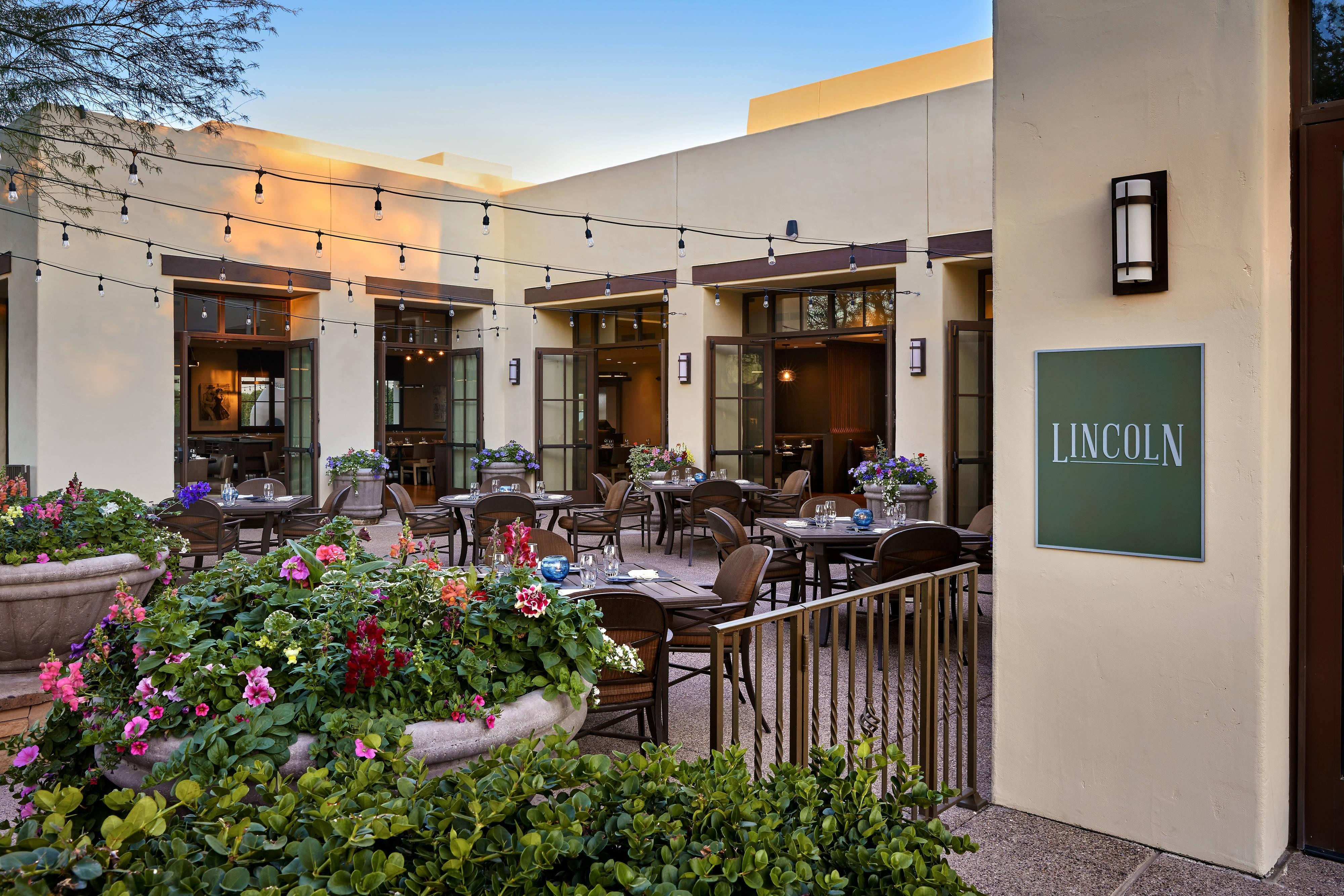 Lincoln Steakhouse & Bar