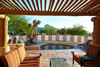 Deluxe Pool Suite at Camelback Inn