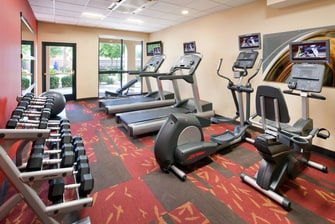 Courtyard Phoenix Chandler Fitness Center