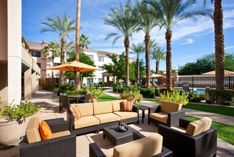 Courtyard Phoenix Chandler Terrace