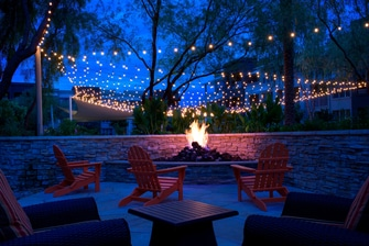 Cholla Courtyard Fire Pit