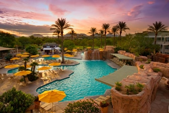 Canyon Outdoor Pool